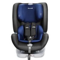 德国儿童安全座椅 汽车用婴儿车载宝宝坐椅9个月-12岁isofix可躺