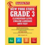 【预订】Barron's New York State Grade 3 Elementary-Level Englis