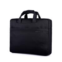 戴尔惠普联想拯救者R720笔记本电脑包14寸15.6英寸商务男手提单肩 黑色