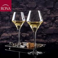 RONA 进口阿拉姆无铅水晶玻璃高脚杯 红酒杯 葡萄酒杯 香槟杯 4种容量 1只装