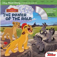 The Lion Guard Read-Along Storybook and CD the Power of the