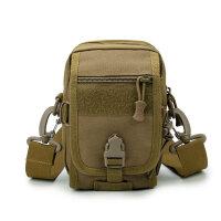 龙野多功能战术腰包运动户外包男女休闲手机包臂包单肩斜跨包胸包
