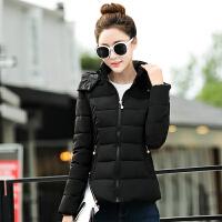 冬季新款学生韩版棉衣女短款修身显瘦羽绒外套加厚小棉袄