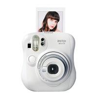 【支持礼品卡+包邮】Fujifilm/富士 instax mini25一次成像相机白色 拍立得胶片 趣奇相机_白色