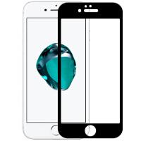 iPhone7钢化膜苹果iPhone7 Plus 玻璃膜5.5英寸手机屏幕贴膜 iphone7 钢化膜黑色