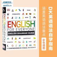 【现货】英文原版 DK人人学英语 语法自学指南 English for Everyone English Gramma