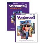 【预订】Ventures Level 4 Value Pack (Student's Book with Audio