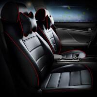 捷达VS5真皮椅套汽车座套全包定做专用座垫19新款座椅套四季通用皮坐垫全包围