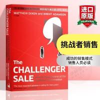 挑战者销售 英文原版 The Challenger Sale 引爆第四次销售革命 销售巨人作者推荐 市场营销经济管理书