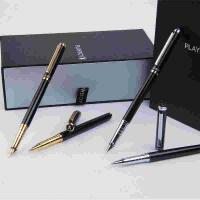 花花公子钢笔纯尚76系列对笔 钢笔+宝珠笔 商务礼品笔