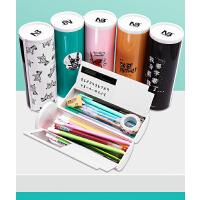 抖音同款文具盒小学生笔袋女nb多功能网红铅笔盒大容量简约小清新