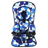 简易儿童安全座椅婴儿汽车用背带便携式车载坐垫宝宝安全带0-12岁
