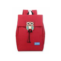 初高中学生书包学院风校园小清新双肩包女韩版休闲大容量电脑背包