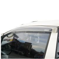 东风风行菱智M5/M3/V3晴雨挡车窗雨眉挡雨板汽车装饰配件改装专用