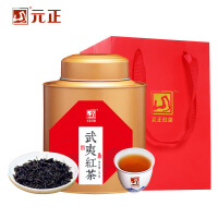 元正一桶天下正山小种250g红茶大份量武夷山原产茶叶罐散装