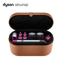 戴森(Dyson) 美发造型器 Airwrap Complete卷发棒 吹风机 多功能合一 旗舰套装 紫红色