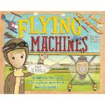 【预订】Flying Machines9780763671075