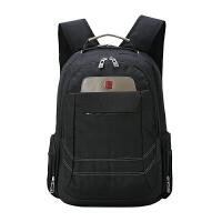 瑞士军刀 双肩包男士 出行背包电脑包初中生高中生小学生书包背包