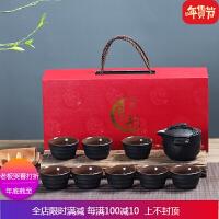 公司开业活动小礼品回礼结婚伴手礼红色礼盒印LOGO送客户实用 自店营年货