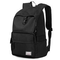 旅行包休闲电脑背包女双肩包男旅游大容量大高中学生书包时尚潮流