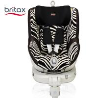 【当当自营】britax宝得适安全座椅双面骑士儿童安全座椅isofix 0-4岁 小斑马