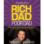 【预订】Wisdom from Rich Dad, Poor Dad What the Rich Teach Thei