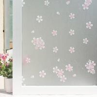 免胶静电玻璃贴膜磨砂浴室卫生间窗户贴纸透光不透明窗贴玻璃纸