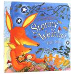 别怕 亲爱的宝贝 英文原版 动物绘本 Stormy Weather 儿童英语图画故事书 英文版原版书籍 进口平装