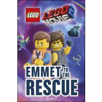 现货乐高大电影2 THE LEGO? MOVIE 2? Emmet to the Rescue 英文原版 DK分级儿童读