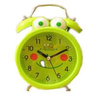 创意 可爱卡通 青蛙语音闹钟 儿童 闹钟 台钟 家居闹钟