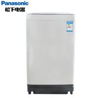 松下(Panasonic) XQB85-T8021 8.5公斤 清净乐系列家用全自动波轮洗衣机大容量静音
