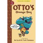 【预订】Otto's Orange Day: Toon Books Level 3