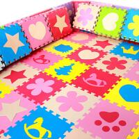 拼图地垫板儿童婴儿卧室榻榻米家用床边爬爬行垫拼接可裁剪游戏垫