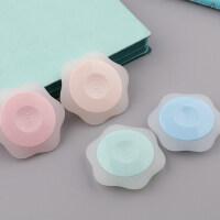 晨光文具热可擦橡皮易擦糖果色橡胶橡皮可擦笔用橡皮无毒无屑