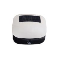 汽车空气净化器 车载 消除异味太阳能活性炭香薰清新剂智能除甲醛