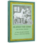 山羊兹拉特及其他故事 英文原版童书 Zlateh the Goat and Other Stories 纽伯瑞银奖 英