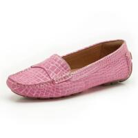 Clarks其乐女鞋浅口时尚鳄鱼纹休闲单鞋Dunbar Grandby专柜正品