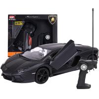 儿童玩具车男孩兰博基尼合金遥控汽车模型开门充电动赛车漂移