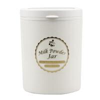 W 宝宝奶粉盒 奶粉罐便携式大容量密封罐婴儿米粉盒储存罐外出