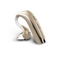 优品 无线蓝牙耳机待机耳塞挂耳式开车运动 适用于P20 nova3e 荣耀V10手机通用 美图t8 M6s M6 V4