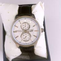 卡西欧男士手表皮带腕表EFM-304正品指针表防水男表