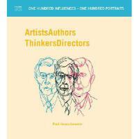 【预订】Artists Authors Thinkers Directors