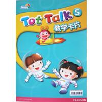 朗文英语直通 tot talk 5级别配套英语卡片 教师卡片 大卡