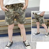 男童短裤夏新款韩版儿童五分裤小男孩外穿裤子7岁潮