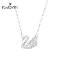 SWAROVSKI/施华洛世奇 时尚天鹅项链女锁骨链 5187404