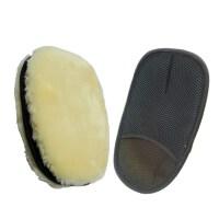 洗车手套双面毛绒擦车手套加厚打蜡手套汽车美容清洁用品 其他
