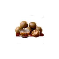沁漓 广西桂林特产永福传统烘烤罗汉果干果泡茶散装50MM左右3个