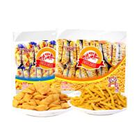 【年味狂欢 爆品直降】爱尚咪咪虾条720g/蟹味粒薯片干脆面整箱零食品