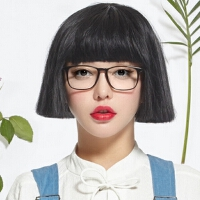 新款复古金属腿眼镜框潮男女2940经典百搭眼镜架 防辐射眼镜