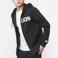 Adidas阿迪达斯 男装 运动休闲训练加绒夹克外套 DM3130